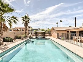 Lake Havasu Home W/Pool & Spa - Snowbirds Welcome! photos Exterior