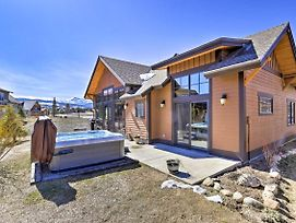 Mtn-View Fraser Home W/ Hot Tub - Near Skiing! photos Exterior