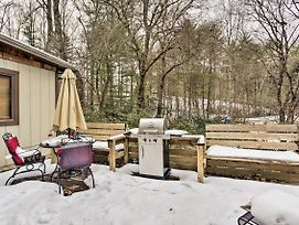 Cozy Home W/Deck -10 Min From Downtown Asheville! photos Exterior