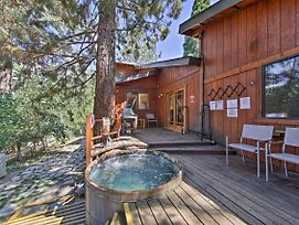 Wrightwood House W/ Fire Pit - Hike & Ski Nearby! photos Exterior