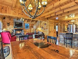 Smoky Mtn Cabin - Mins To Pigeon Forge & Dollywood photos Exterior