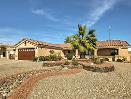 Lux Castaway Villa In Lake Havasu, Boat/Rv Parking photos Exterior