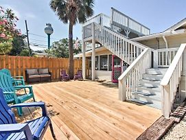 Tybee Island Home W/Decks & Porch - Walk To Beach! photos Exterior