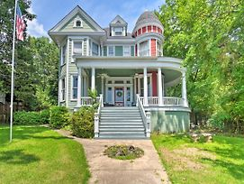 1878 Victorian Home In Historic Dwtn Hot Springs! photos Exterior