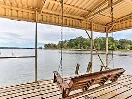 Updated Getaway On Toledo Bend With Pvt Boat Launch! photos Exterior