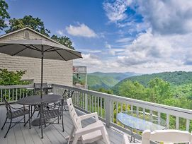 Roaring Gap Resort Home W/ Panoramic Views! photos Exterior