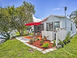 New-Quiet Fort Myers Home W/Pond View 4Mi To Beach photos Exterior