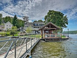 Luxury Lakefront House W/Dock In The Ozarks! photos Exterior