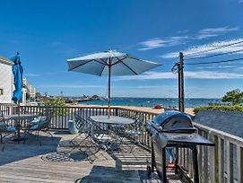 Beachfront P-Town Apt. W/ Shared Deck+Views! photos Exterior