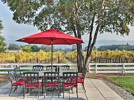 Beautiful Sonoma House W/ Patio & Vineyard Views! photos Exterior