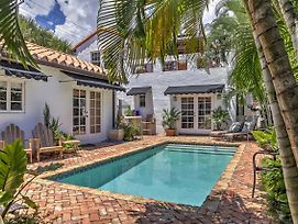 West Palm Beach Cottage W/Pool-4 Miles To Beach! photos Exterior