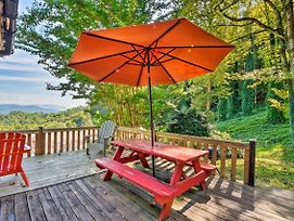 Cottage W/ Mtn Views Near Tail Of The Dragon! photos Exterior