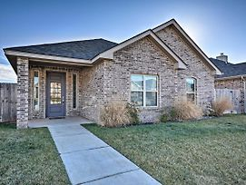 Pet-Friendly Home - 24Mi To Palo Duro Canyon! photos Exterior