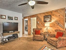 New! 2 Pet-Friendly Cabins Next To National Forest photos Exterior