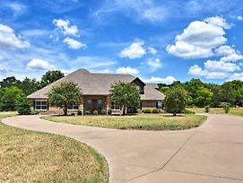 New! Stallion Lake Ranch Home W/Patio - Events Ok! photos Exterior