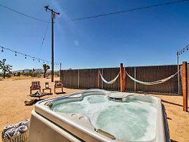 Home W/Hot Tub, Hammocks, Free Pass To Joshua Tree photos Exterior