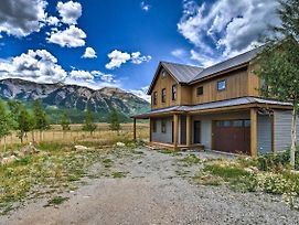 New! Mtn. View Home 4 Mi. To Town Of Crested Butte photos Exterior