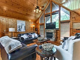 New! Sevierville Cabin W/Views - 1 Mi To Dollywood photos Exterior
