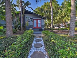 Cozy St. Petersburg Home W/Patio-4 Blocks From Bay photos Exterior