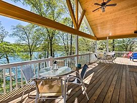 Updated Deerfield Home W/ Hot Tub On Norris Lake! photos Exterior