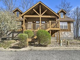 Cozy Branson West Cabin W/Clubhouse-10 Min To Sdc photos Exterior