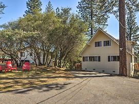 Pine Mountain Lake Cabin W/Deck -25 Mi To Yosemite photos Exterior