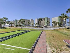 New! Beachfront Panama City Beach Condo W/2 Pools! photos Exterior