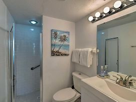Sunny Siesta Key Condo W/Pool - Walk To Beach! photos Exterior