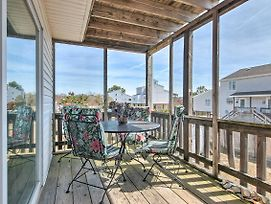 Chincoteague Townhome W/ Pony Views From Deck! photos Exterior