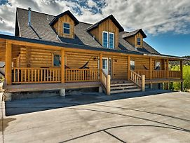 Cabin With Theater Room Less Than 1Mi To Palisade State Park! photos Exterior