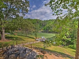 Douglas Lake Cabin W/Dock- 30 Min To Pigeon Forge! photos Exterior