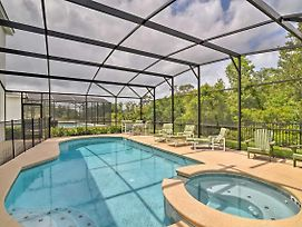 New! Huge Kissimmee Home W/Pool -15 Mins To Disney photos Exterior