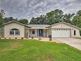 Riverfront Dunnellon Home W/Private Dock - Dogs Ok photos Exterior