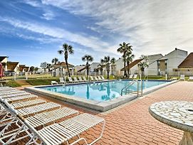 Panama City Beach Condo W/ Patio-Walk To Beach photos Exterior