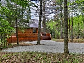Rustic Red River Gorge Area Solar Cabin W/Fire Pit photos Exterior