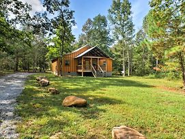 New! Newly Built Cabin 3 Mi To Little River Canyon photos Exterior
