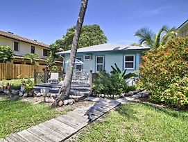 Historic Cottage 1 Mi From Lake Worth Beach Park! photos Exterior