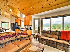 Cozy Fairplay Cabin W/ Unobstructed Mtn Views! photos Exterior