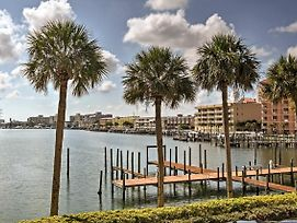 New! Condo W/Patio-4 Min Walk To Clearwater Beach! photos Exterior
