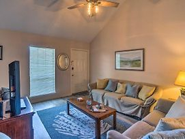 New! Chic St. Simons Island Condo-2 Mi. From Ocean photos Exterior