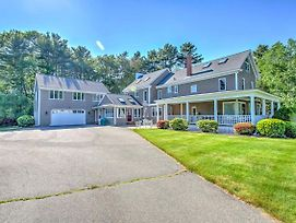 Prime Kennebunk Home W/Pool Table - Near Beach! photos Exterior
