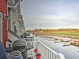 Townhome With Attached Boathouse On Alexandria Bay! photos Exterior