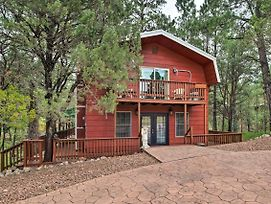 New! Ruidoso Downs Cabin W/Deck-Mins To Race Track photos Exterior