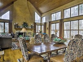 New! Luxury Greystone Home W/ Private Hot Tub! photos Exterior