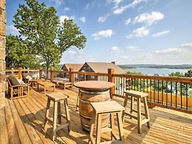 Luxury, Ada Certified Table Rock Home W/Lake Views photos Exterior