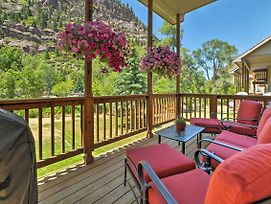 Updated Home W/Mtn Views 1 Block To Downtown Ouray photos Exterior