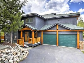 New! Fraser Townhome-10 Min To Winter Park Resort! photos Exterior