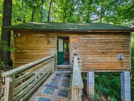 New! Secluded 'Gone Hunting' Cabin W/ Hot Tub! photos Exterior