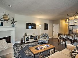 Coeur D'Alene Townhome Near Sherman Ave W/Parking! photos Exterior