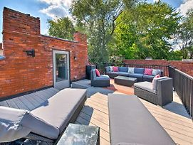 Luxury Living In The Lou - Rooftop Patio W/ Views! photos Exterior